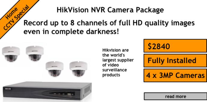 Allstate HikVision NVR Special